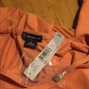 new directions Dresses - NWT A-line Orange dress